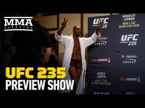 UFC 235 Preview Show – MMA Fighting