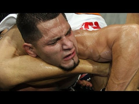 2 SCARiEST Jorge Masvidal LOSSES in MMA Fights (TKO and HORRiBLE CHOKE)