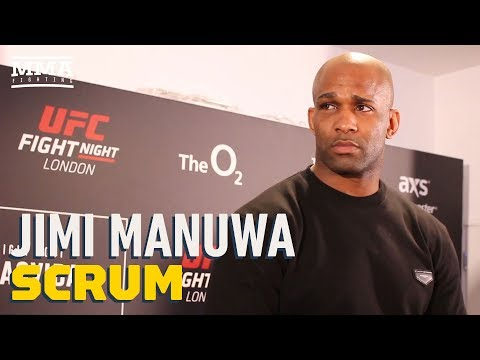 Jimi Manuwa Believes Johnny Walker Could 'Possibly' Give Jon Jones a Challenge – MMA Fighting