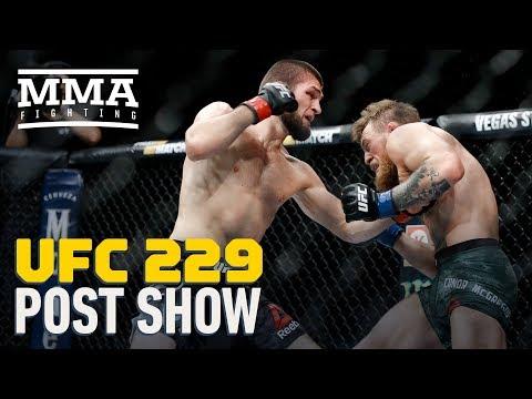 UFC 229: Khabib vs. McGregor Post-Fight Show – MMA Fighting