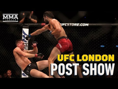 UFC London Post-Fight Show – MMA Fighting