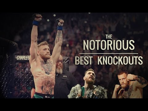MMA HIGHLIGHT • BEST OF CONOR McGREGOR [HD]