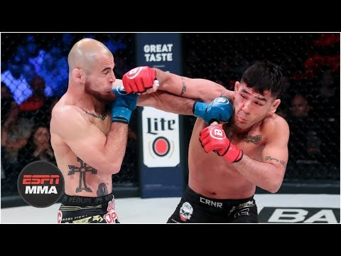Emmanuel Sanchez wins rematch vs. Georgi Karakhanyan | Bellator 218 Highlights | ESPN MMA