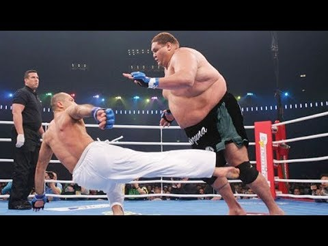 When Fat MMA Fighters Destroyed Super Fighters