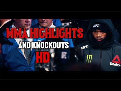 MMA HIGHLIGHTS AND KNOCKOUTSᴴᴰ  2018 / 2019