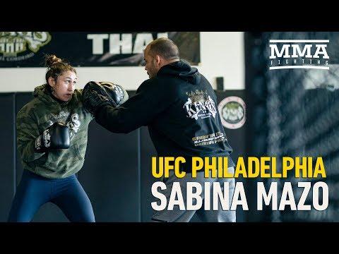 UFC Philadephia: Meet Top Women's Flyweight Prospect Sabina Mazo – MMA Fighting