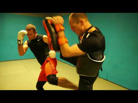 MIXED MARTIAL ARTS | MMA class with David Bertrand.