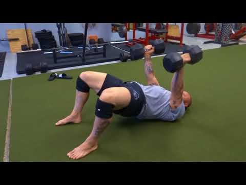 MMA Strength Exercises