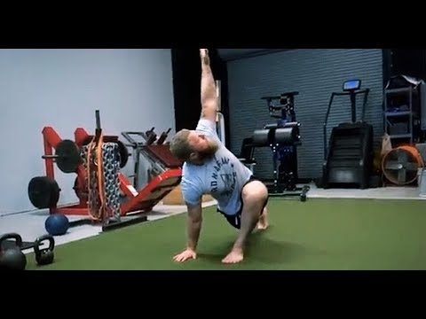 MMA at Home Training Routine