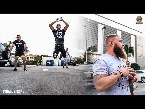 MMA Power & Speed Strength Workout