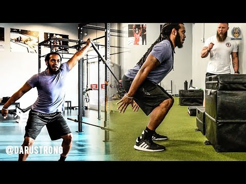 Try these Explosive POWER Exercises for MMA