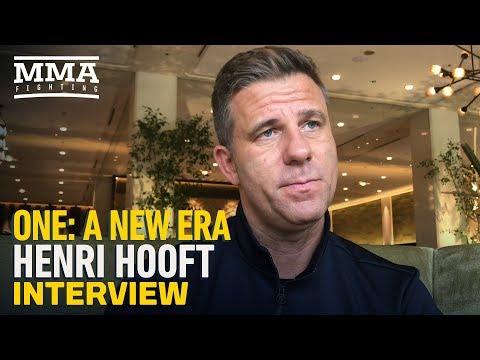 Henri Hooft Says Luke Rockhold's Skillset is 'Best I Ever Saw in MMA' – MMA Fighting
