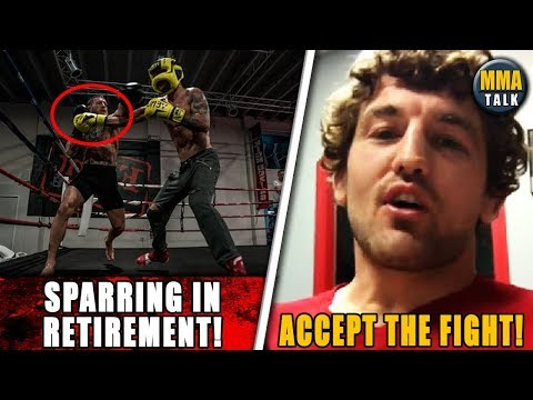 Conor McGregor Still Training Despite Retirement, Ben Askren responds to Jorge Masvidal's comments