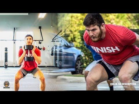 MMA German Volume Training Workout