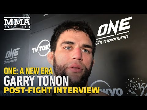 ONE Championship: Garry Tonon Says 'In The Future, I'm Gonna Be Unbeatable' – MMA Fighting