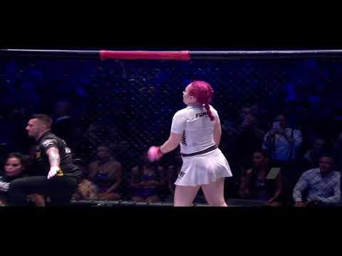 FAME MMA 3 – Cała walka Linkiewicz vs Esmeralda | Najlepsza jakość