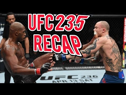Post Mortem: UFC 235 Recap and Highlights | MMA HeadSpace 🥋