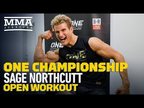 Sage Northcutt One Championship Workout Video – MMA Fighting