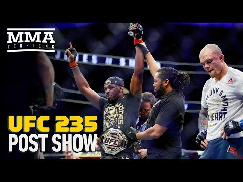 UFC 235 Post-Fight Show – MMA Fighting