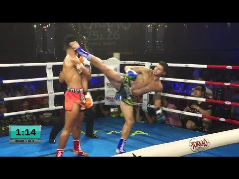 Top 10 Muay Thai Knockouts