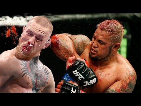 Conor McGregor vs TITANS of MMA (Biggest MMA Fighters of All Time)