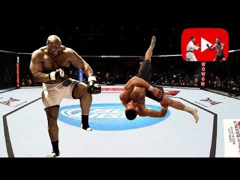Absolutely Amazing Ninja Style Knockouts!