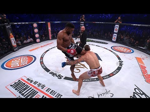 Best of Bellator MMA Knockouts