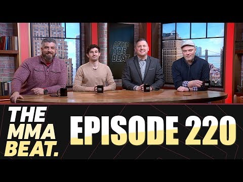 The MMA Beat: Episode 220 (UFC 235 Aftermath, BJ Penn's Return, McGregor Refuses Co-Main, More)