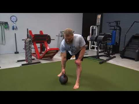 MMA at Home Training Strength Routine Part 3