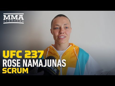 UFC 237: Rose Namajunas Plans To Be The 'More Dynamic, Well-Rounded Fighter' Against Jessica Andrade