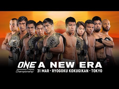 [Full Event] ONE Championship: ONE A NEW ERA