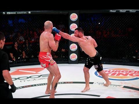 Bellator 219 Highlights: Brandon Girtz Bests Saad Award – MMA Fighting