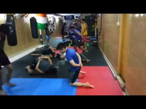 MMA training center Delhi