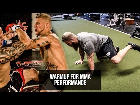 Use This Dynamic Warmup for MMA Performance