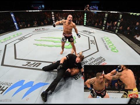 """ROBERT """"THE REAPER"""" WHITTAKER MMA Highlights  2015 HD – YT Top TEAM"""