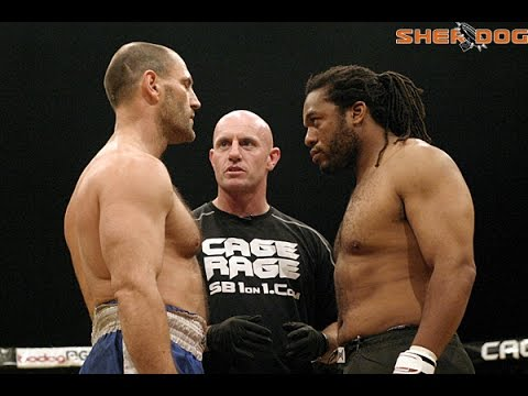 INCREDIBLE! MMA REFEREE IN REAL MMA FIGHTS! HERB DEAN. MMA EMPIRE!