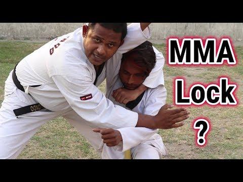 MMA Lock With Master Shailesh | Best Mma Lock For Self Defense