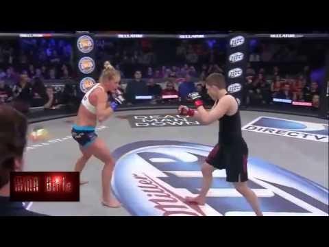 MMA Fight Girls Holly Holm vs Katie Merrill