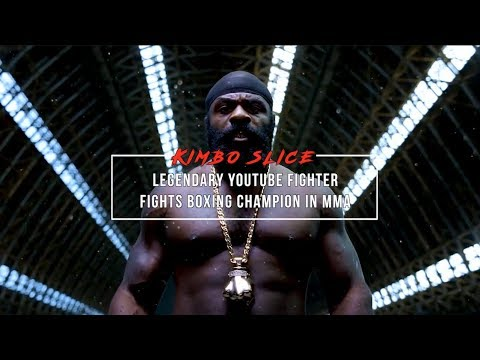 Legendary YouTube Fighter vs Boxing Champion in MMA | Tribute To Kimbo