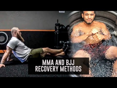 How To Recover from MMA and BJJ Training