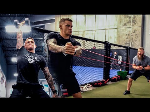 Stability, Speed And Power MMA Workout [UFC 236: Dustin Poirer vs Max Holloway]