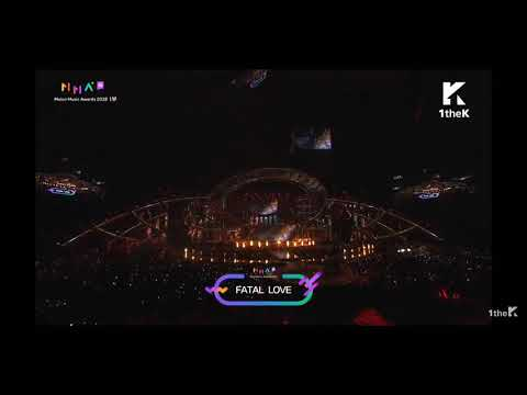 [MMA 2018] G-IDLE INTRO+HANN+LATATA PERFORMANCE